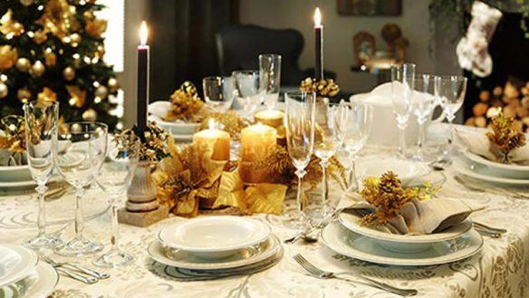 decorar la mesa en Nochevieja 19