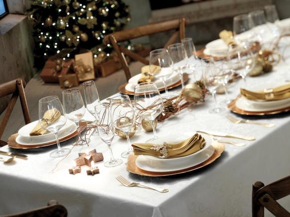 decorar la mesa en Nochevieja 28