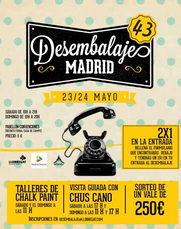 Desembalaje de Madrid 1