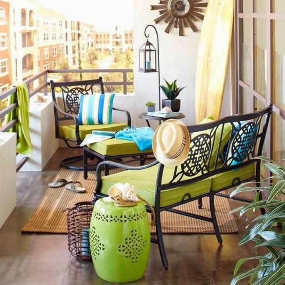 Jardin en el balcon 14