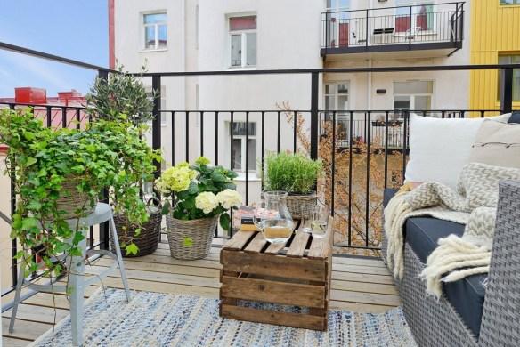 Jardin en el balcon 16