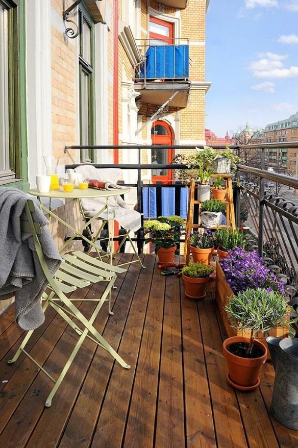Jardin en el balcon 22