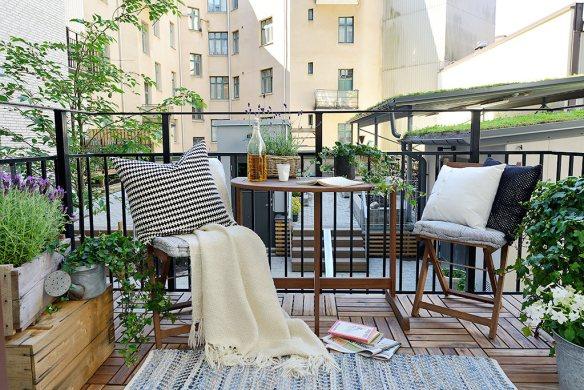 Jardin en el balcon 26