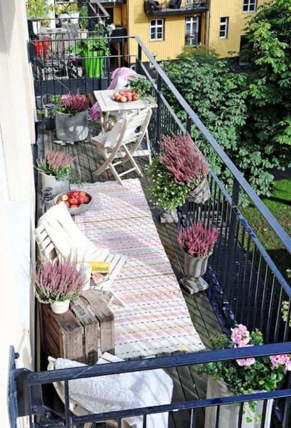 Jardin en el balcon 38