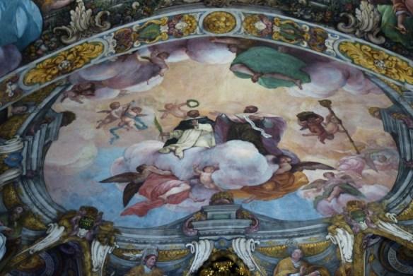 altar fresco
