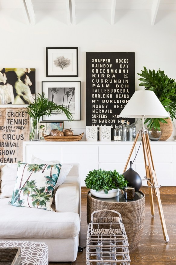 Como convertirse en disenador de interiores profesional - decoración tropical