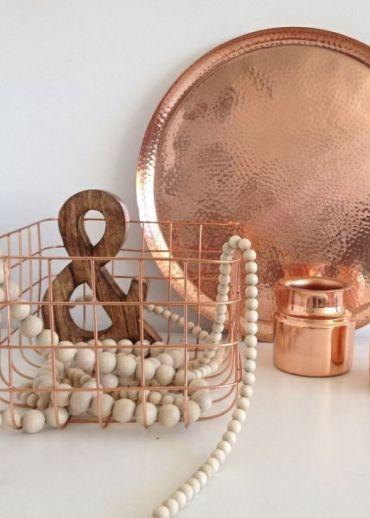 platos-cobre-bolas-madera