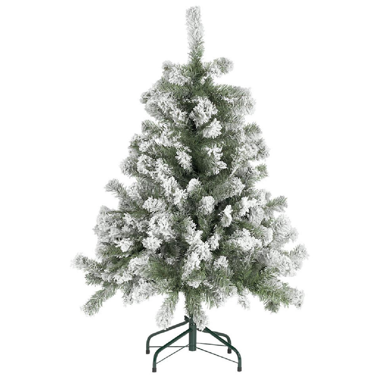 b4870a5b1eb Árboles de navidad originales jpg 584x584 Navidad efecto nieve arbol con
