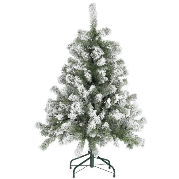 Arbol de Navidad Efecto Nieve