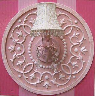 rosetón decoración