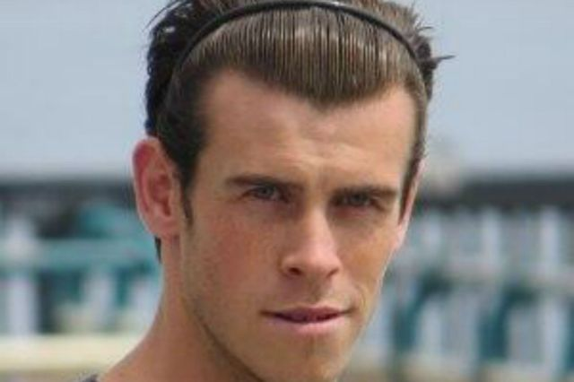 how to style hair like gareth bale | dinzie