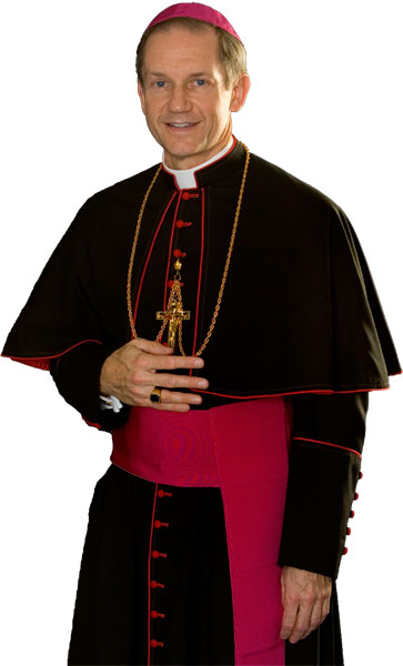 Bishop Thomas Paprocki - The organiser of this October's Conference on Exocorism