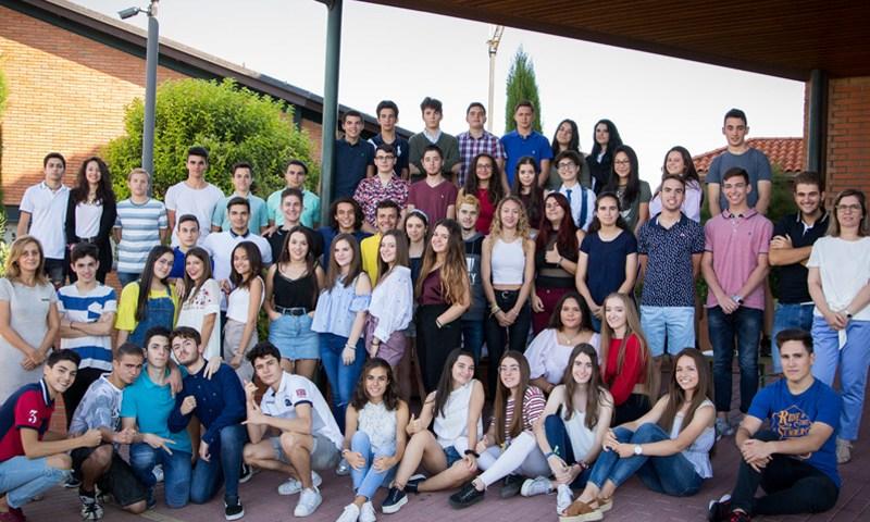 bachillerato en el Colegio Diocesano Cardenal Cisneros