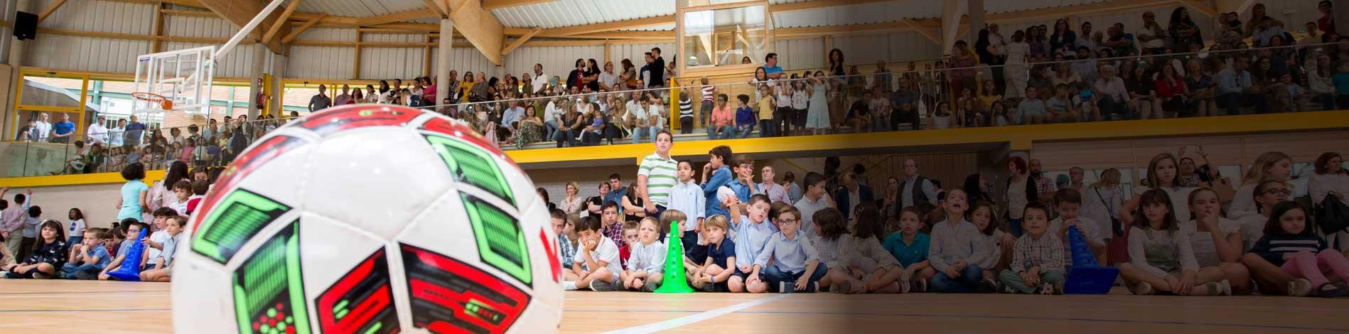 Polideportivo Diocesano Cardenal Cisneros
