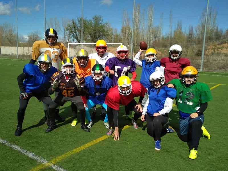 football americano en diocesano
