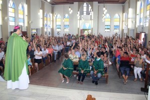 Comunidades aderiram prontamente ao chamado para a Missão Diocesana, proposto por Dom José