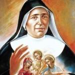 Maria Domenica Mantovani (Madre Maria Josefina da Imaculada) Bem aventurada 1862-1934 Fundou a Congregação das Pequenas Irmãs da Sagrada Família