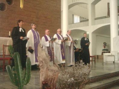 celebração ecumenica Campanha FRATERNIDADE 003