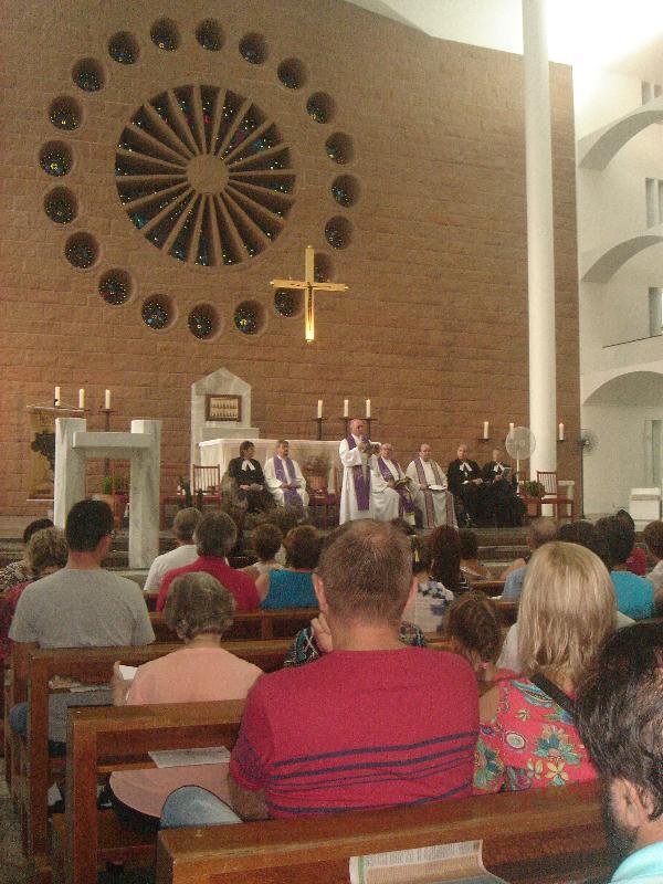 celebração ecumenica Campanha FRATERNIDADE 011