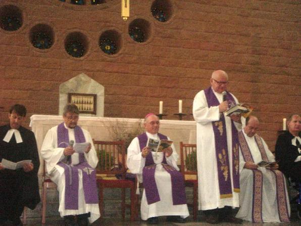 celebração ecumenica Campanha FRATERNIDADE 013