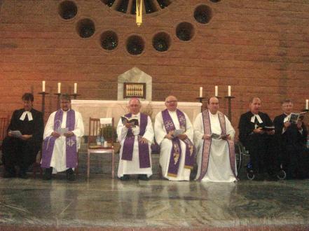 celebração ecumenica Campanha FRATERNIDADE 024
