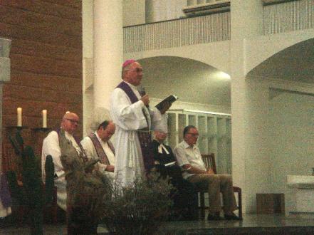 celebração ecumenica Campanha FRATERNIDADE 026