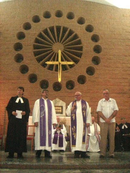 celebração ecumenica Campanha FRATERNIDADE 030