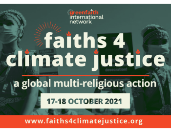 Ashfield churches plan public witness for climate justice