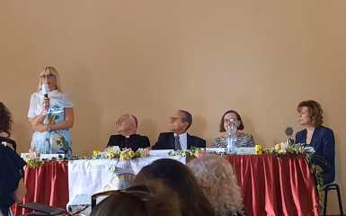 Intervento della Presidente nazionale Paola Poli