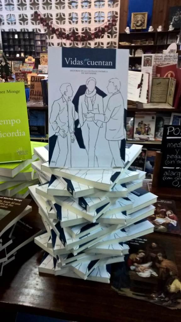 Vidas que cuentan en la librer a de pastoral de la di cesis di cesis de santander - Librerias torrelavega ...