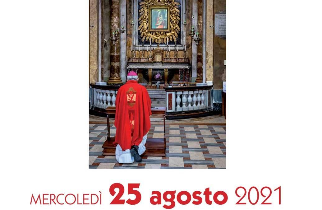Rosario per l'Italia – 25 agosto 2021