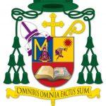 escudo del obispo