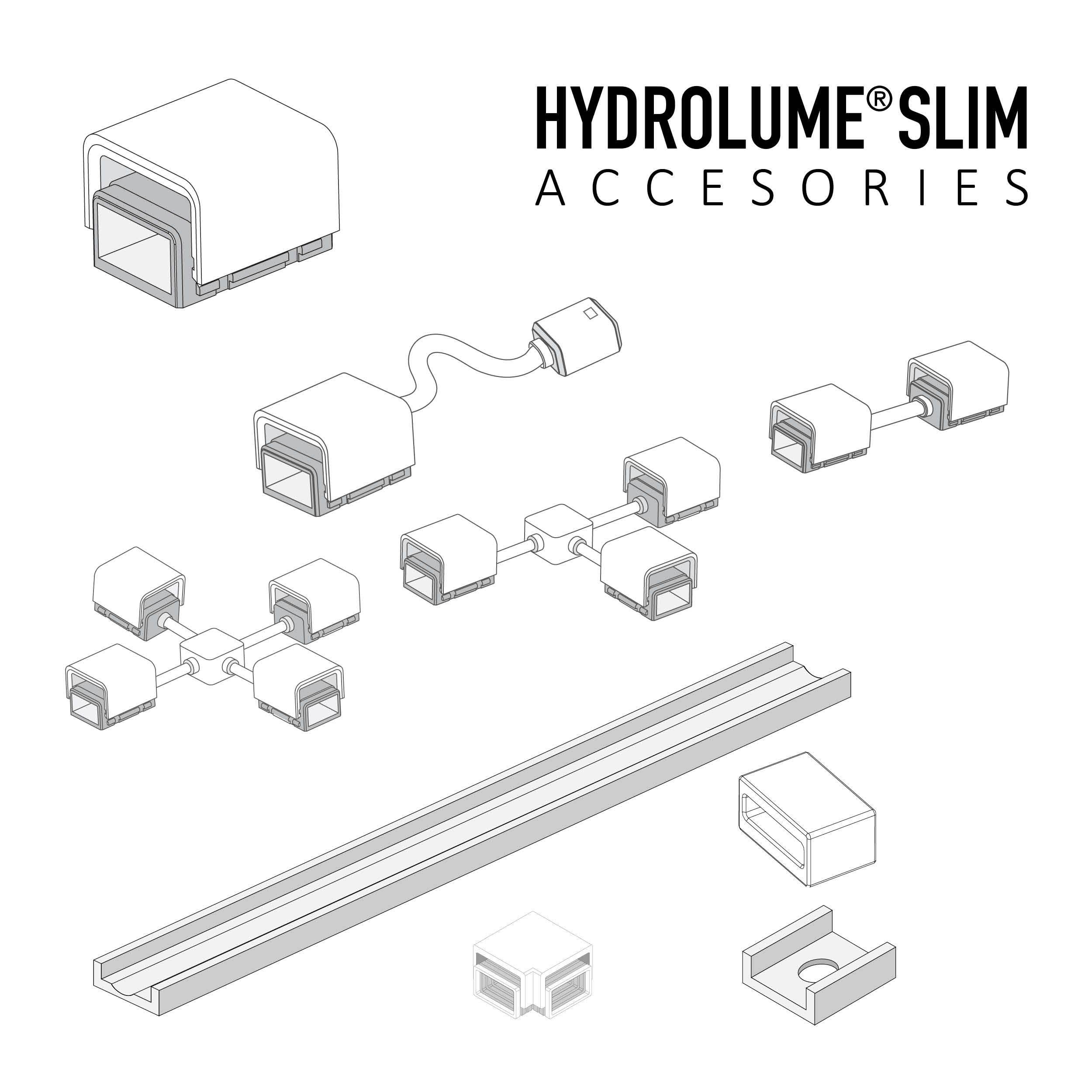 Hydrolume Slim Accessories