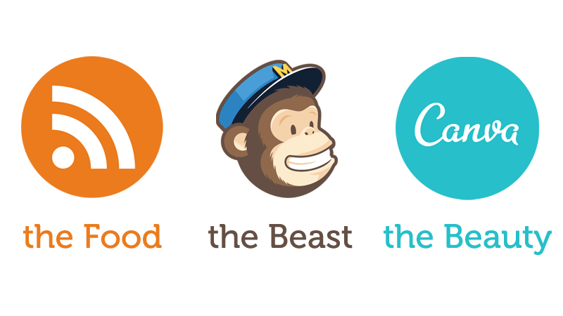 Automatic blog newsletters using Mailchimp