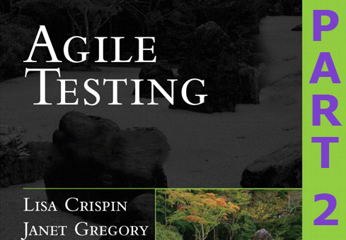 Agile Testing Book Part 2