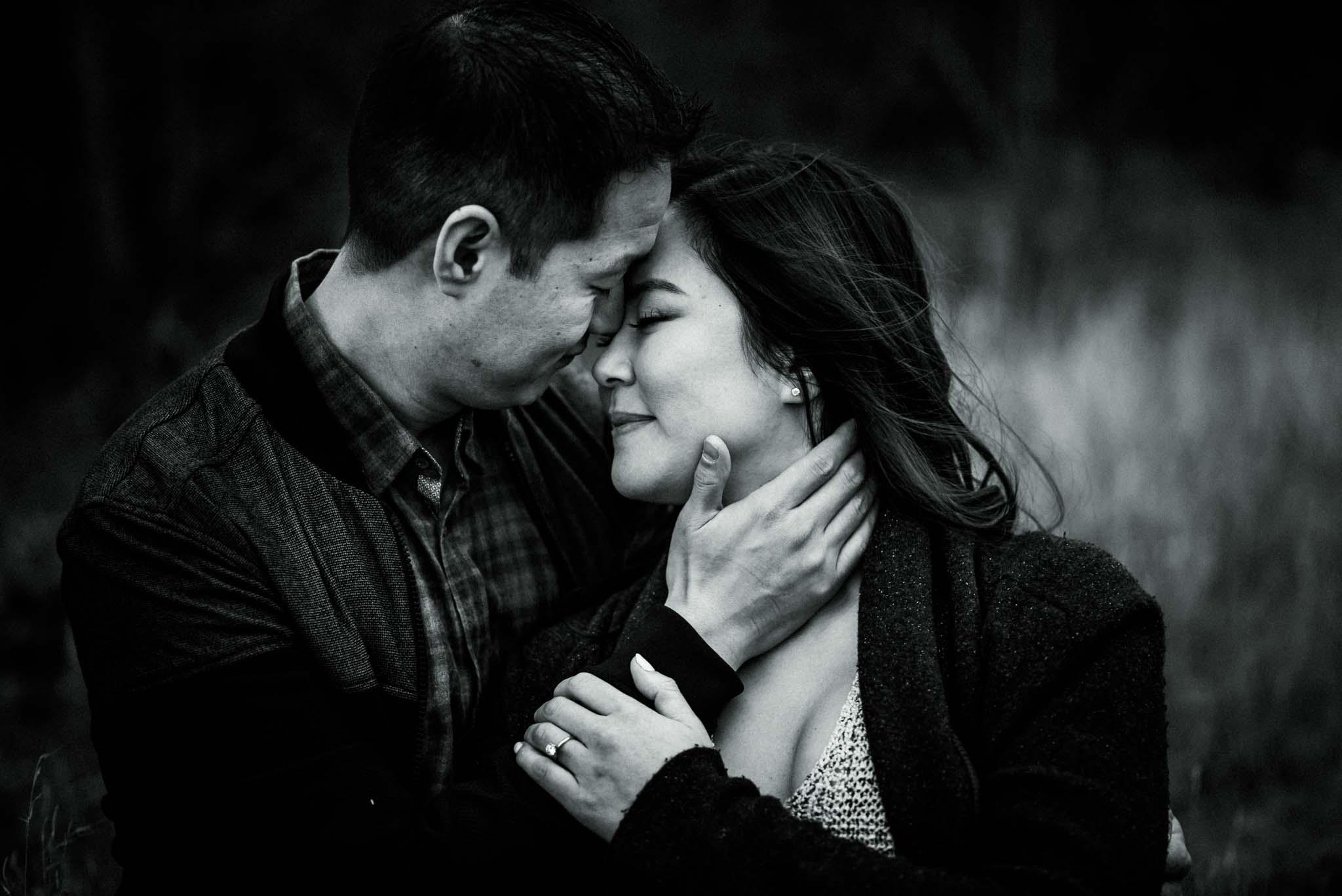 Cascade Locks Engagement-5