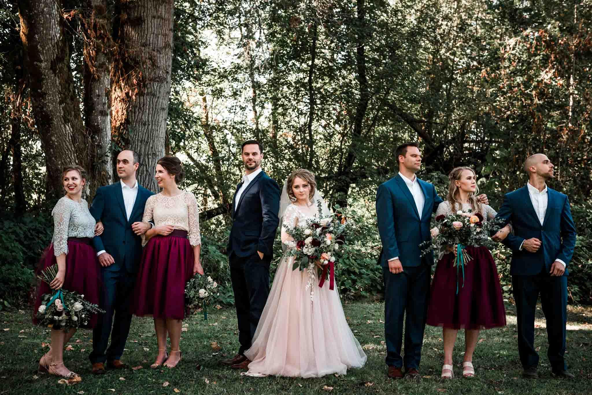 Green Villa Barn Wedding14
