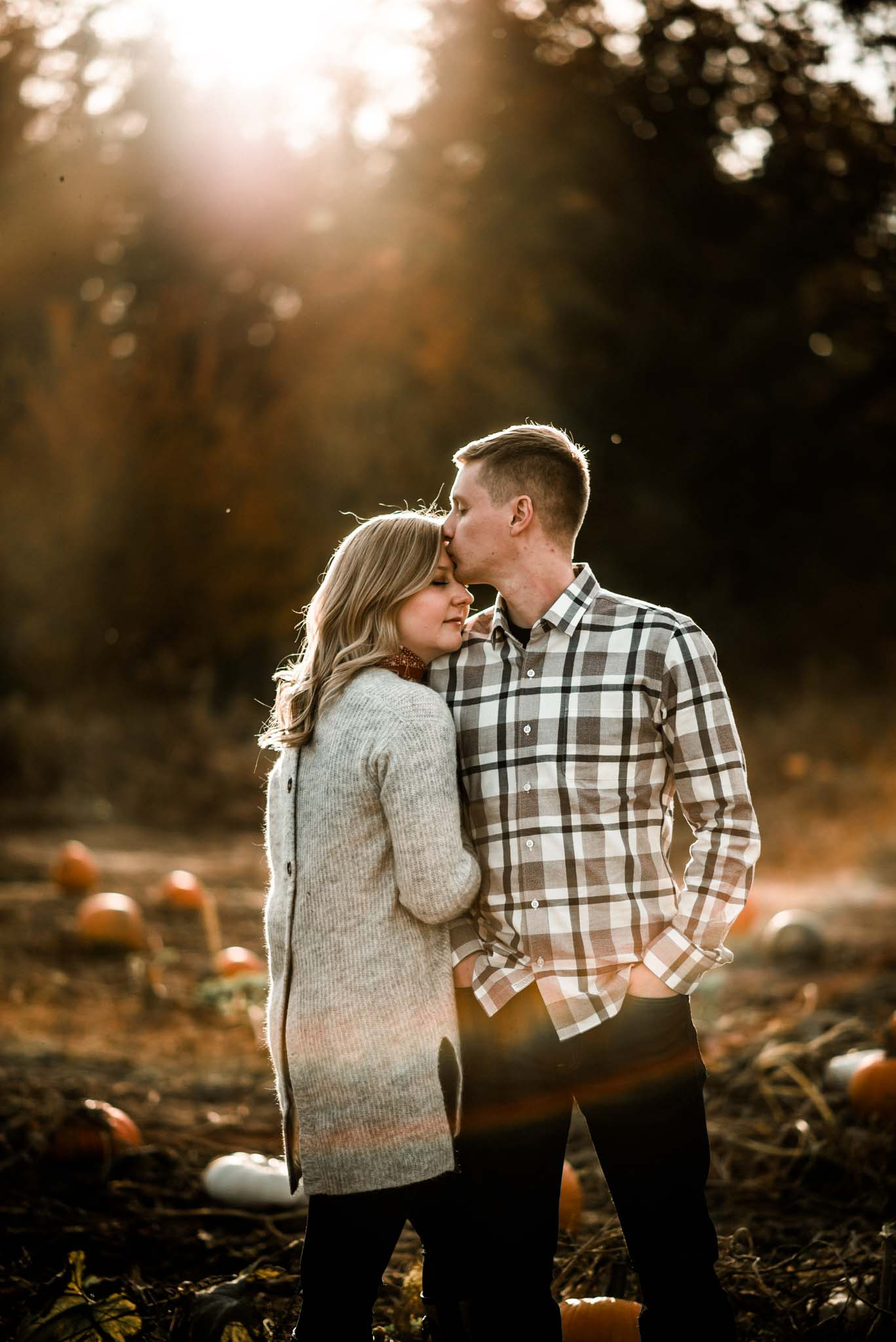 Portland Fall Engagement2