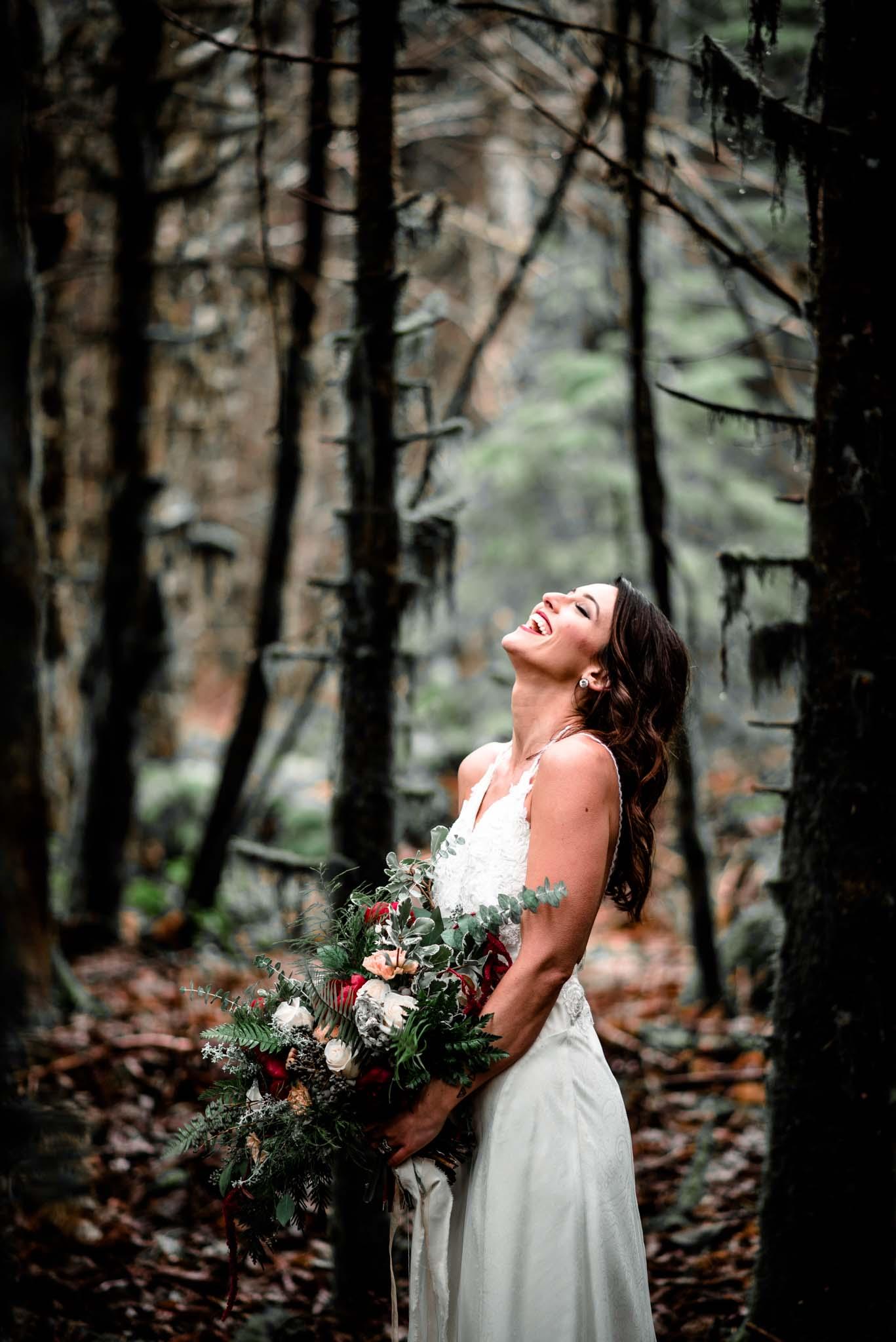 Mt Hood Burke Cabin Wedding-13