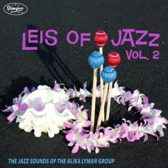 Leis of Jazz LP cover