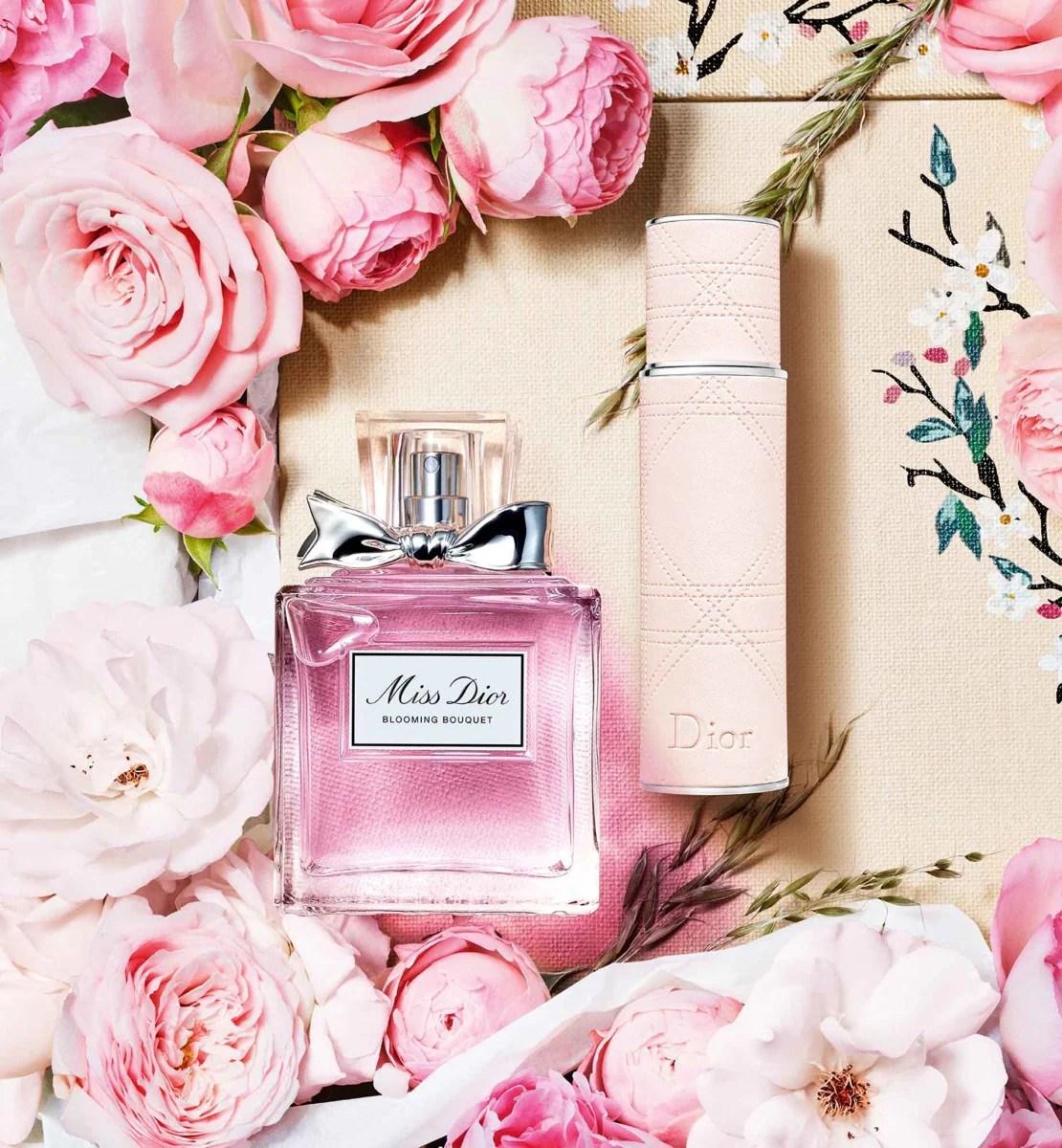 Dior - ミス ディオール ブルーミング ブーケ リフィラブル スプレー付 (オンラインブティック限定品)