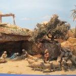 Presepe palestinese Claudio mattei