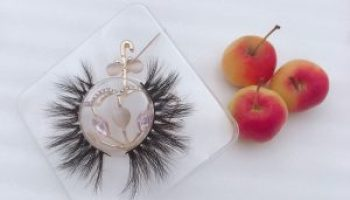 How to Wearing Mink Eyelashes and Make up your eyebrows can make your face thinner?