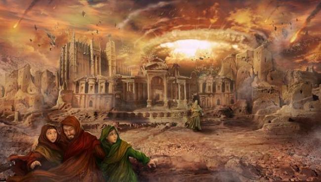 ¿Un arma avanzada fue lo que destruyó a Sodoma y Gomorra?