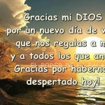 Agradecer a Dios -1