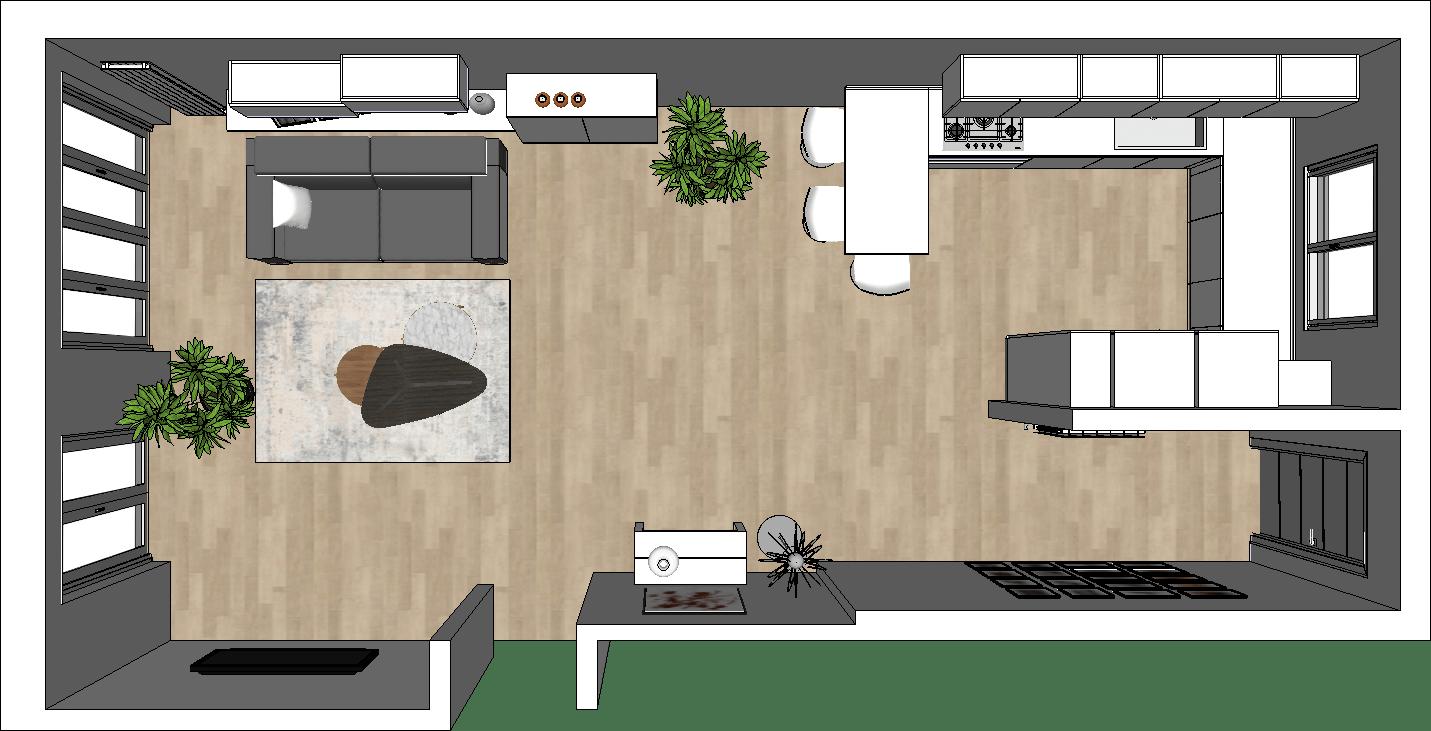 Trova le migliori offerte per la tua ricerca loft soggiorno cuneo. How To Design An Open Plan Kitchen Diotti Com