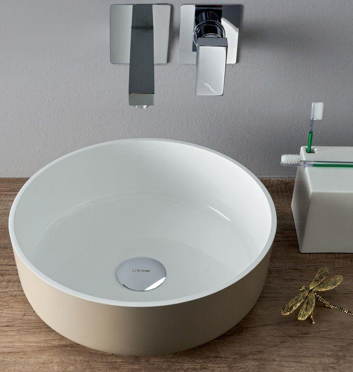 Idee Lavabo Del Bagno Quale Materiale Scegliere Diotticom