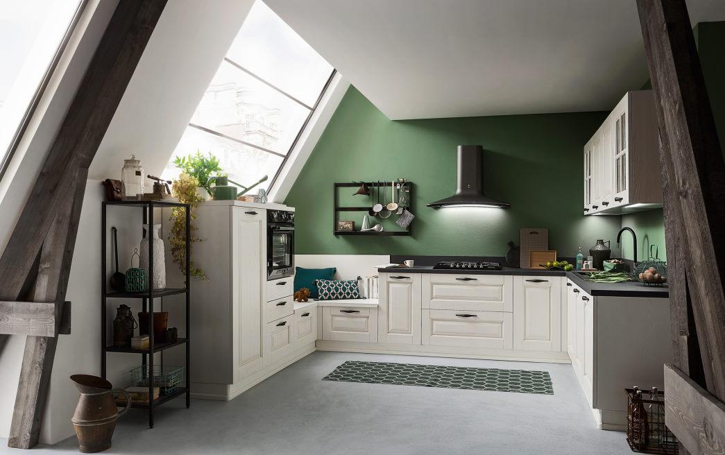 Visualizza altre idee su cucina turchese, colori pareti, idee per decorare la casa. Idee Cucine Bianche 71 Foto E Consigli Per Arredarle Diotti Com