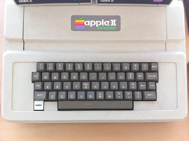 apple ii europlus