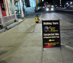 The Haunted walk of kingston